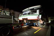 SCHWEIZ - MEISTERSCHWANDEN - Transport der MS 2018 an den Hallwilersee - 24. Mai 2018 © Raphael Hünerfauth - http://huenerfauth.ch