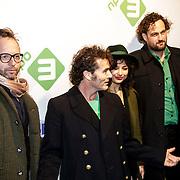 NLD/Amsterdam/20150112 - Premiere 6 Telefilms 2015,