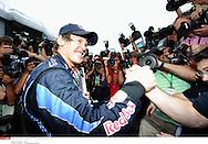 Grand prix de Malaisie 2010..Circuit de SEPANG. 4 Avril 2010...Photo Stéphane Mantey/L'Equipe... *** Local Caption *** vettel (sebastian) - (ger) -..