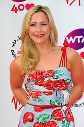 Wimbledon Party<br /> Heidi Range attends the annual pre-Wimbledon party at Kensington Roof Gardens,<br /> London, United Kingdom<br /> Thursday, 20th June 2013<br /> Picture by Chris  Joseph / i-Images