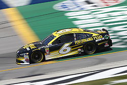July 13, 2018 - Sparta, Kentucky, United States of America - Matt Kenseth (6) brings his race car down the front stretch during practice for the Quaker State 400 at Kentucky Speedway in Sparta, Kentucky. (Credit Image: © Chris Owens Asp Inc/ASP via ZUMA Wire)