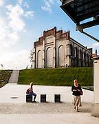 Refurbished historic structures. Silesian Museum, Katowice, Poland. Architect: Riegler Riewe Architekten , 2014.