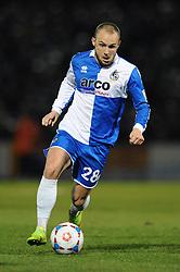 Bristol Rovers' Adam Dawson  - Photo mandatory by-line: Dougie Allward/JMP - Mobile: 07966 386802 - 20/03/2015 - SPORT - Football - England - Memorial Stadium - Bristol Rovers v Aldershot - Vanarama Football Conference