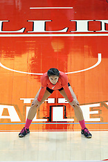 2013 Illinois State Redbirds Women's Volleyball Photos