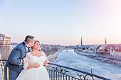 Carla's complete collection, TL & Jon's sweet spring wedding at Cambridge Mill, Ontario