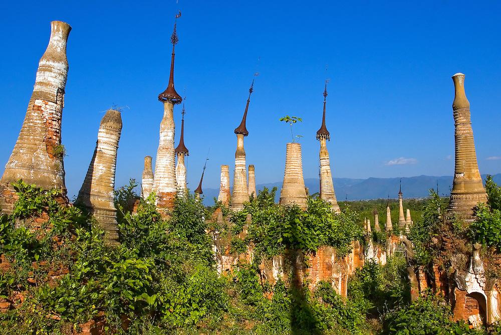 In Dein, Inle Lake, Myanmar.