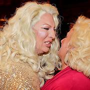 NLD/Amsterdam/20111019 - Televiziergala 2011, Karin Bloemen en Mayday
