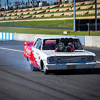 Darren White (703) - Dodge Dart - Supercharged Outlaws.