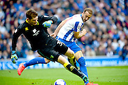 Brighton & Hove Albion v Norwich City 29/10/2016