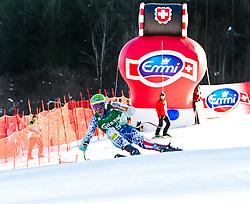 05.02.2011, Hannes-Trinkl-Strecke, Hinterstoder, AUT, FIS World Cup Ski Alpin, Men, Hinterstoder, Super-G, im Bild dritter Bode MILLER (USA) // Bode MILLER (USA) third place during FIS World Cup Ski Alpin, Men, Super-G in Hinterstoder, Austria, February 05, 2011, EXPA Pictures © 2011, PhotoCredit: EXPA/ J. Feichter
