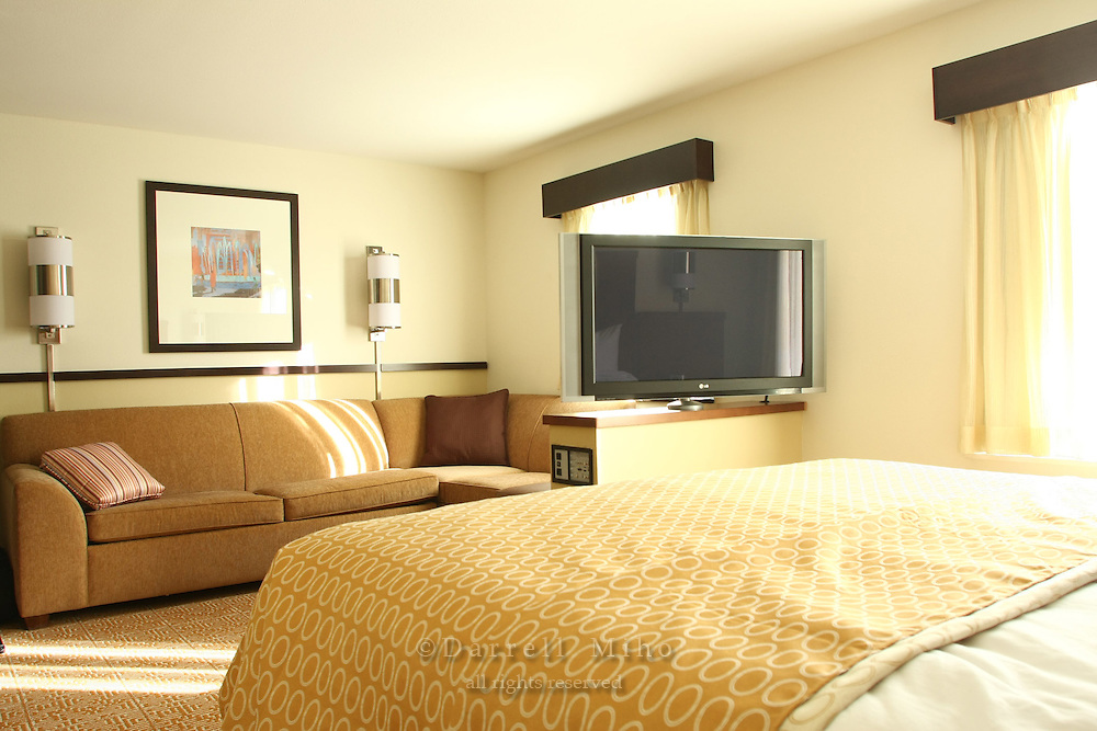 Oct. 29, 2008; South Bend, IN - Hyatt Place interior..Photo credit: Darrell Miho