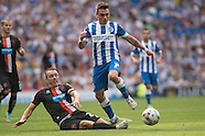 Brighton and Hove Albion v Blackpool 20/09/2014