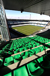 The Free State Stadium, also known as Vodacom Park, is a stadium in Bloemfontein, South Africa. A venue for the FIFA Confederations Cup South Africa 2009 tournament and the FIFA 2010 South Africa World Cup.