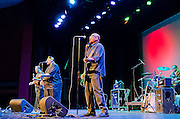 The Smithereens performing at The Landis Theater in Vineland, NJ.