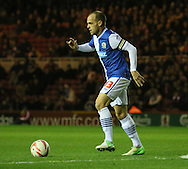 Picture by Paul Gaythorpe/Focus Images Ltd +447771 871632.26/12/2012.Danny Murphy of Blackburn Rovers during the npower Championship match at the Riverside Stadium, Middlesbrough.