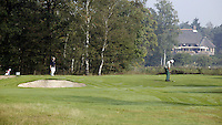 Eindhovensche Golf Club hole 16. Copyright Koen Suyk