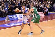 DESCRIZIONE : Milano Coppa Italia Final Eight 2014 Semifinale Banco di Sardegna Sassari Grissin Bon Reggio Emilia<br /> GIOCATORE : Drake Diener<br /> CATEGORIA : Palleggio Fallo<br /> SQUADRA : Banco di Sardegna Sassari<br /> EVENTO : Beko Coppa Italia Final Eight 2014<br /> GARA : Banco di Sardegna Sassari Grissin Bon Reggio Emilia<br /> DATA : 08/02/2014<br /> SPORT : Pallacanestro<br /> AUTORE : Agenzia Ciamillo-Castoria/R.Morgano<br /> Galleria : Lega Basket Final Eight Coppa Italia 2014<br /> Fotonotizia : Milano Coppa Italia Final Eight 2014 Semifinale Banco di Sardegna Sassari Grissin Bon Reggio Emilia<br /> Predefinita :