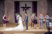 Julie & Kevin, Stormy Cambridge Spring Wedding