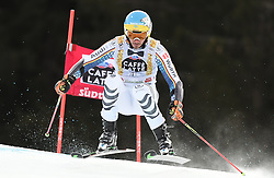 18.12.2016, Grand Risa, La Villa, ITA, FIS Weltcup Ski Alpin, Alta Badia, Riesenslalom, Herren, 1. Lauf, im Bild Felix Neureuther (GER) // in action during 1st run of men's Giant Slalom of FIS ski alpine world cup at the Grand Risa in La Villa, Italy on 2016/12/18. EXPA Pictures © 2016, PhotoCredit: EXPA/ Erich Spiess