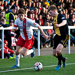 Spartans v Berwick Rangers   Scottish Cup   7 February 2015