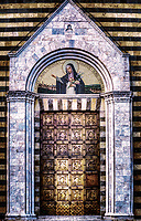 &ldquo;Holy Door of the Church of Saint Agnes of Montepulciano&quot;... <br />