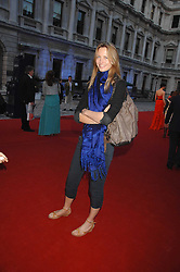 CELIA CHANCELLOR at the Royal Academy of Art Summer Exhibition Preview Party on 4th June 2008.<br />