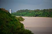 Cuiaba_MT, Brasil...Ponte Sergio Motta sobre o Rio Cuiaba em Cuiaba, Mato Grosso. ..Sergio Motta bridge over the Cuiaba river in Cuiaba, Mato Grosso. ..Foto: JOAO MARCOS ROSA  / NITRO...