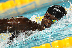 12.12.2012, Sinan Erdem Arena, Istanbul, TUR, FINA, Kurzbahn WM, im Bild Amara Mamadou SOUMARE MLI // during the FINA World Short Course Swimming Championships at the Sinan Erdem Arena, Istanbul, Turkey on 2012/12/12. EXPA Pictures © 2012, PhotoCredit: EXPA/ Insidefoto/ Andrea Staccioli..***** ATTENTION - for AUT, SLO, CRO, SRB, BIH and SWE only *****
