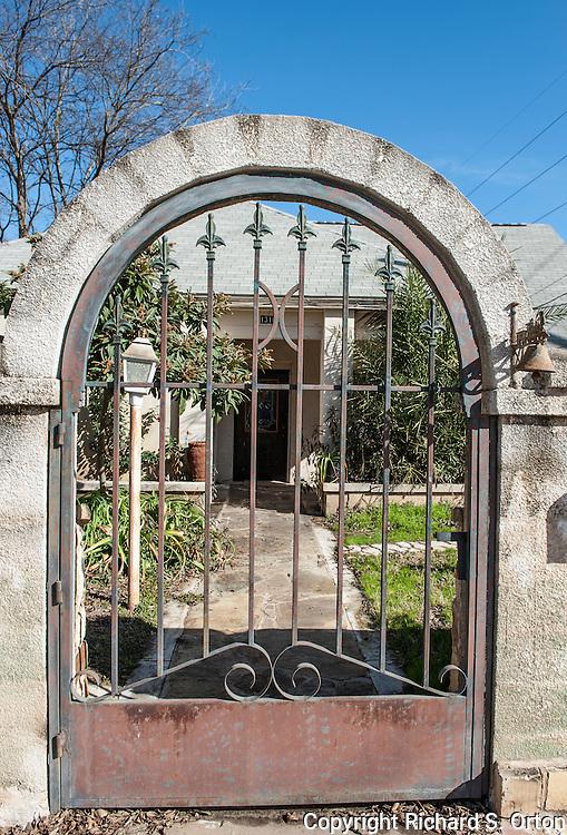East Caesar Chavez Area, Austin, Texas, an historically Hispanic neighborhood undergoing gentrification.