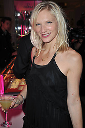 Jo Whiley at the launch of Project PEP to benefit the Elton John Aids Foundation hosted by Tamara Mellon and Diana Jenkins in association with Jimmy Choo held at Selfridges, Oxford Street, London on 29th October 2009.