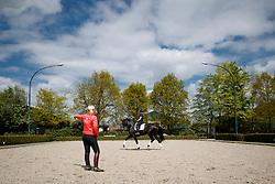 Fry Charlotte, GBR, Everdale, Van Olst Anne, Van Olst Gertjan<br /> Van Olst Stables - Den Hout 2017<br /> © Hippo Foto - Dirk Caremans<br /> 09/05/17