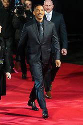 © Licensed to London News Pictures. 15/12/2016. WILL SMITH attends the European film premiere of Collateral Beauty. London, UK. Photo credit: Ray Tang/LNP