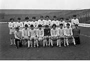 Vocational Schools Football Final, Clare v Tyrone.  Tyrone Team..10.05.1970