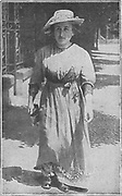 Rosa Luxemburg (1871-1919) Polish-born German Communist revolutionary. Murdered in Berlin.