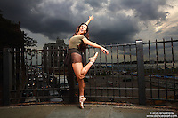 Dance As Art New York City Photography Project Brooklyn Heights Promenade Series with dancer Janna Davis