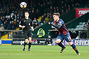 Shay McCartan (14) of Bradford City during the The FA Cup 3rd round match between Yeovil Town and Bradford City at Huish Park, Yeovil, England on 6 January 2018. Photo by Graham Hunt.