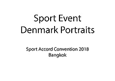 20180420 SportAccord Convention - Sport Event Denmark Portraits