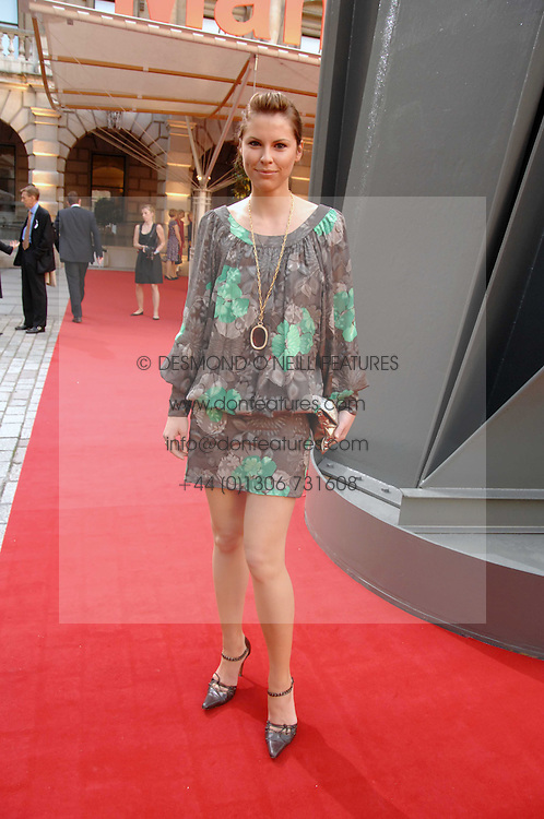 PETRINA KHASHOGGI at the Royal Academy of Art Summer Exhibition Preview Party on 4th June 2008.<br />