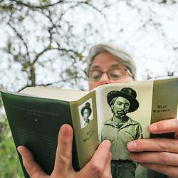Walt Whitman Reading Marathon CHSBS