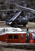 Helicopter, Bell Helicopter, Huey Chinook Helicopter, Jet Ranger Helicopter, Fire Helicopter, Helicopter Hoist, Sikorsky Skycrane, Sequoia and Kings Canyon National Park, California