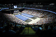 Undergraduate Commencement at Spokane Veterans Memorial Arena.<br />