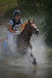 Theuwissen Ine - Beukenhof's Alexander<br /> Nationaal Kampioenschap ponies LRV  Minderhout 2008<br /> Photo © Hippo Foto