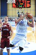 DESCRIZIONE : Bari Qualificazioni Europei 2011 Italia Lettonia<br /> GIOCATORE : Marco Belinelli<br /> SQUADRA : Nazionale Italia Uomini <br /> EVENTO : Qualificazioni Europei 2011<br /> GARA : Italia Lettonia<br /> DATA : 20/08/2010 <br /> CATEGORIA : Tiro<br /> SPORT : Pallacanestro <br /> AUTORE : Agenzia Ciamillo-Castoria/GiulioCiamillo<br /> Galleria : Fip Nazionali 2010 <br /> Fotonotizia : Bari Qualificazioni Europei 2011Italia Lettonia<br /> Predefinita :