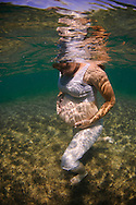 צילום הריון מתחת למים