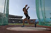 Jun 16, 2019; Rabat, Morocco; during the Meeting International Mohammed VI d'Athletisme de Rabat at Prince Moulay Abdellah Stadium.
