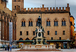 The Fontana del Nettuno, in Bologna, Italy<br /> <br /> (c) Andrew Wilson | Edinburgh Elite media