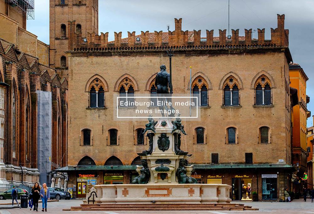 The Fontana del Nettuno, in Bologna, Italy<br /> <br /> (c) Andrew Wilson   Edinburgh Elite media
