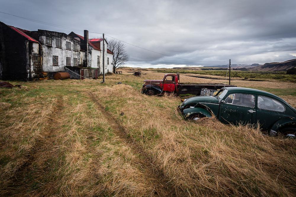 More abadoned vehicles at Holmur