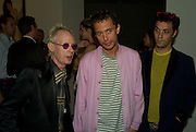 ANTHONY FAWCETT; DAN MACMILLAN, Mario Testino: Obsessed by You -  private view<br />
