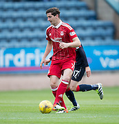Aberdeen&rsquo;s Kenny&nbsp;McLean - Dundee v Aberdeen in the Ladbrokes Scottish Premiership at Dens Park, Dundee. Photo: David Young<br /> <br />  - &copy; David Young - www.davidyoungphoto.co.uk - email: davidyoungphoto@gmail.com